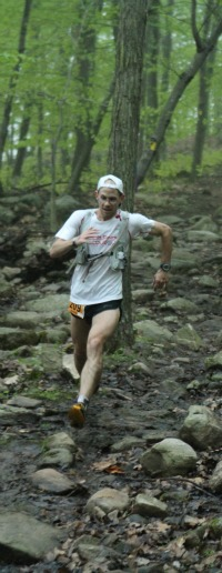 Photo courtoisie : Ultra Race Photos Événement : 2012 Bear Mountain (North Face Endurance Challenge)