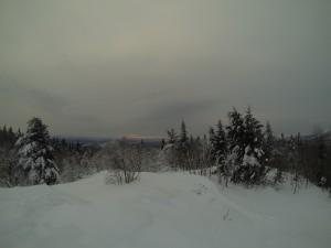 Sommet Mont Chauve